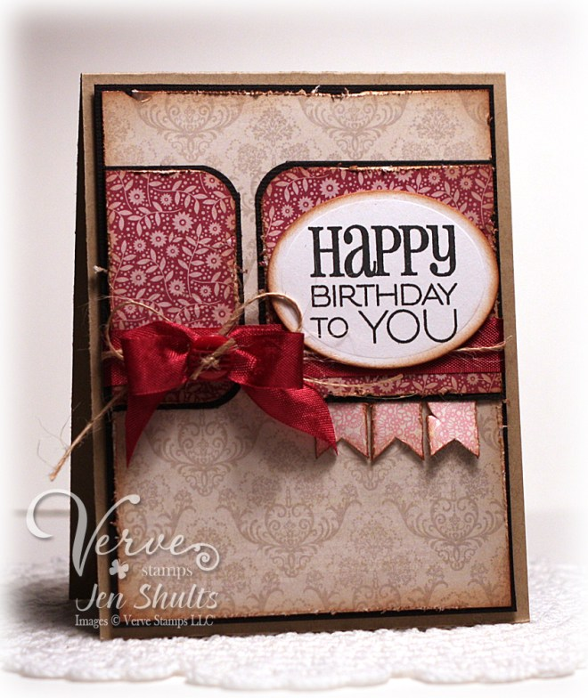 Happy Birthday to You by Jen Shults