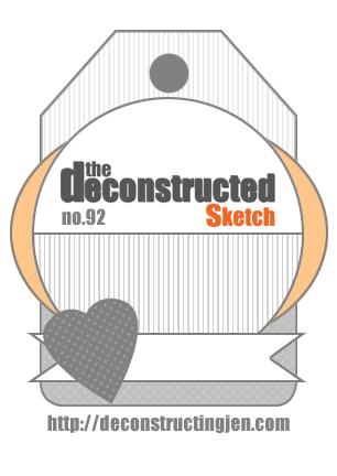 Deconstructed Sketch No. 92