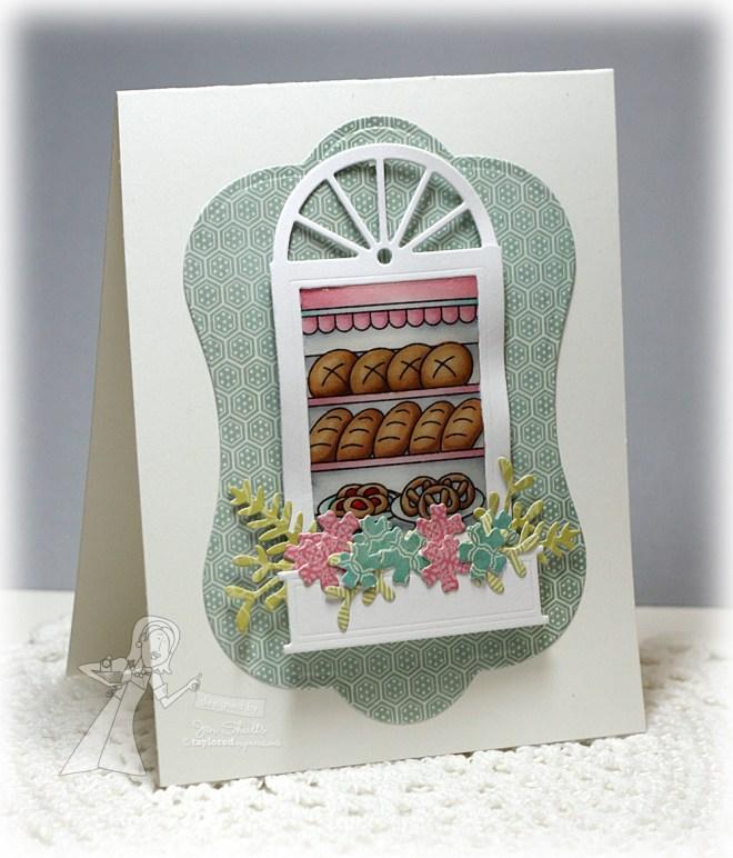 Baker's Window by Jen Shults