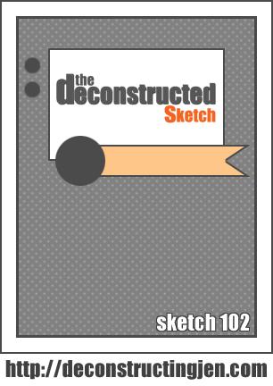 Deconstructed Sketch 102