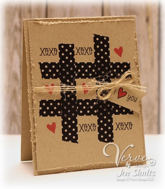 I <3 You, Diva Dare, #Vervestamps #Valentine