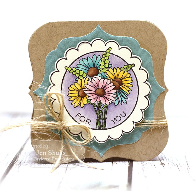 For You mini card
