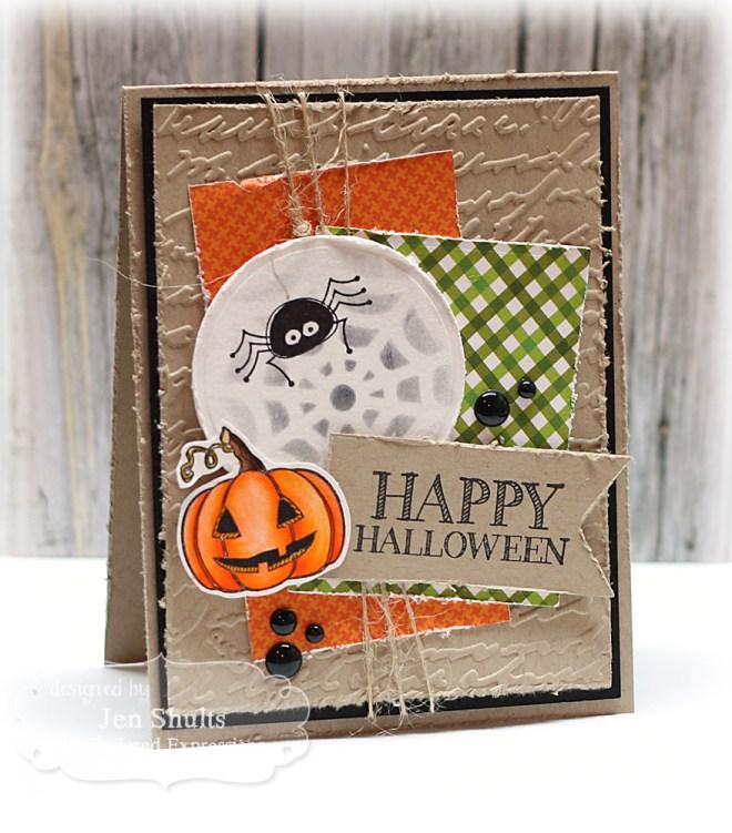 Happy Halloween by Jen Shults