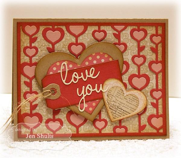 Love You by Jen Shults