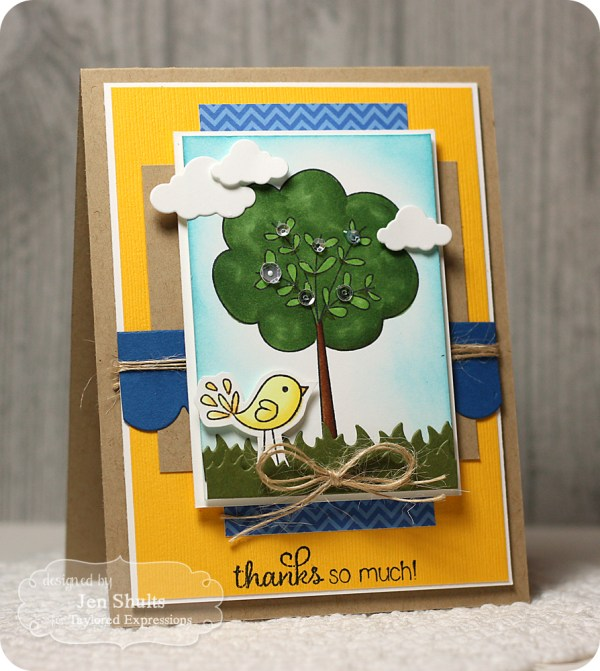 Thanks So Much by Jen Shults