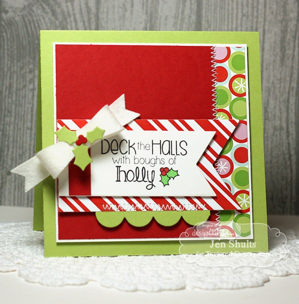 Deck The Halls by Jen Shults
