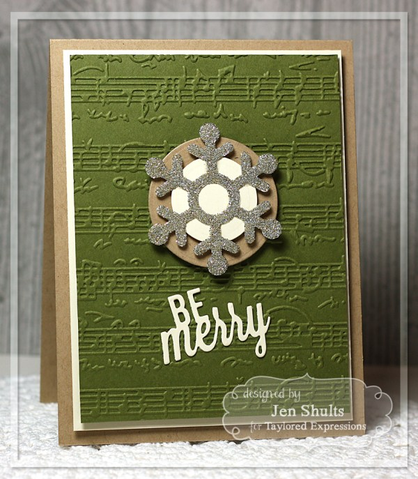 Be Merry by Jen Shults