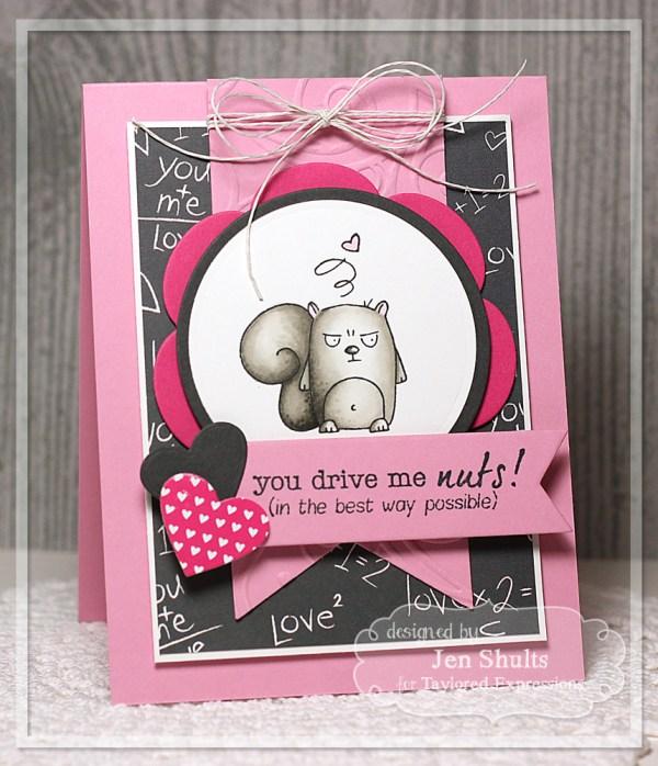 Drive Me Nuts by Jen Shults