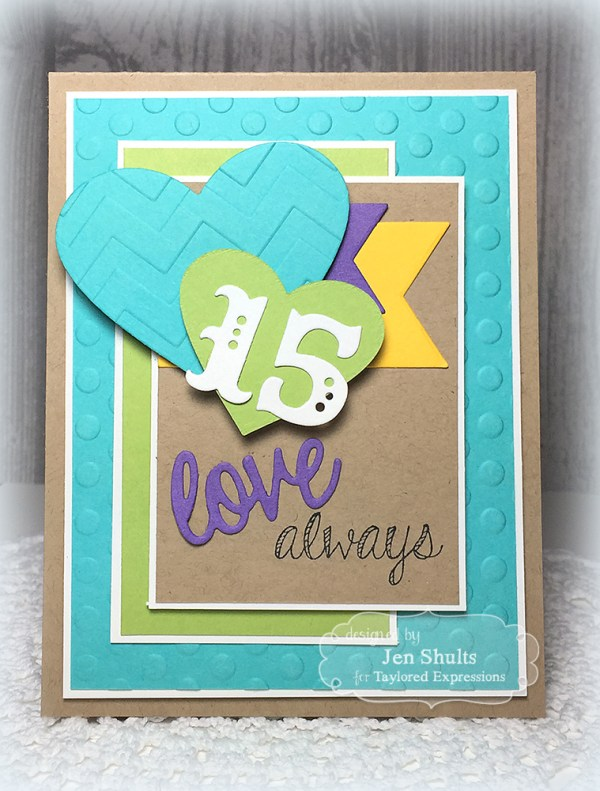 Love Always by Jen Shults