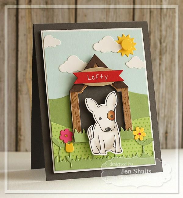 Lefty by Jen Shults