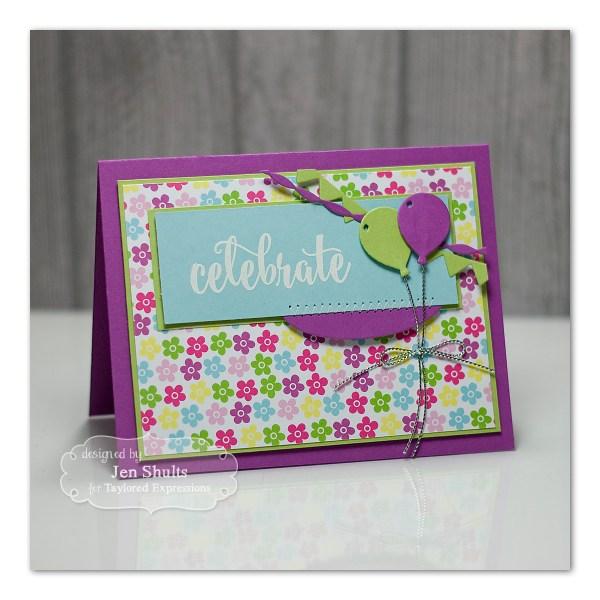 Celebrate by Jen Shults
