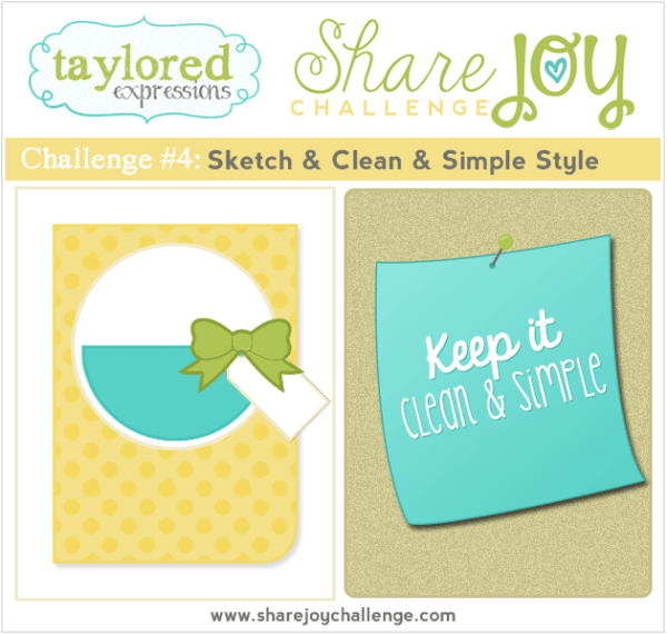 TE's Share Joy Challenge 4