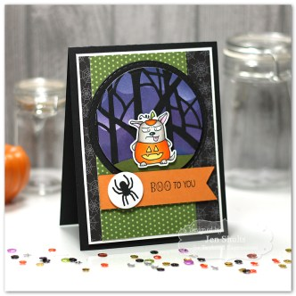 Boo to you! by Jen Shults