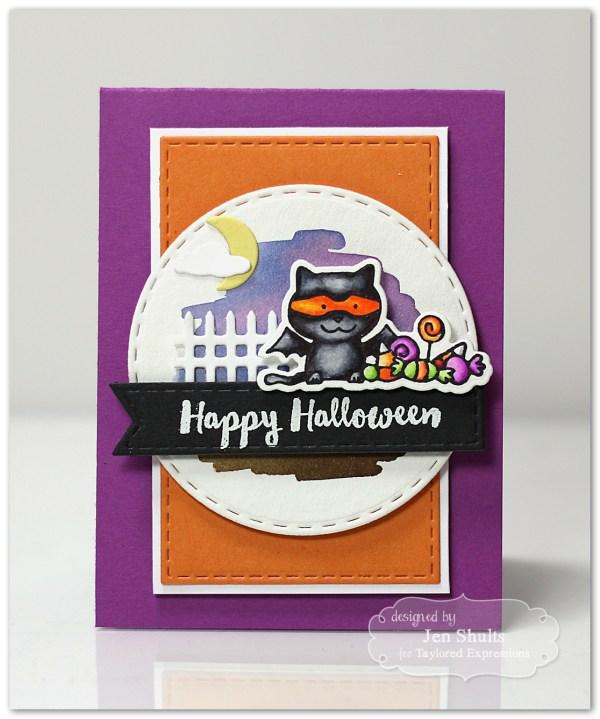 Calendar Critter Mini Cards by Jen Shults