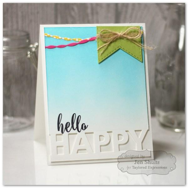 Hello Happy by Jen Shults
