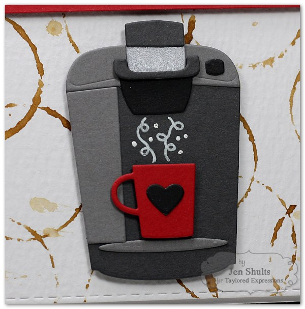 Smells Like Coffee by Jen Shults using Koffee Time from Taylored Expressions