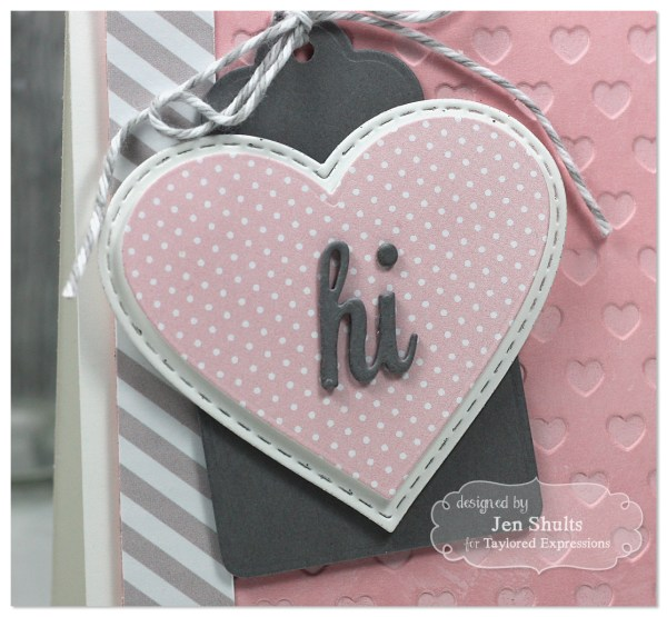 HI Valentine by Jen Shults