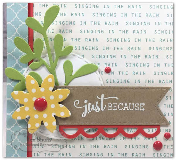 Just Because by Jen Shults