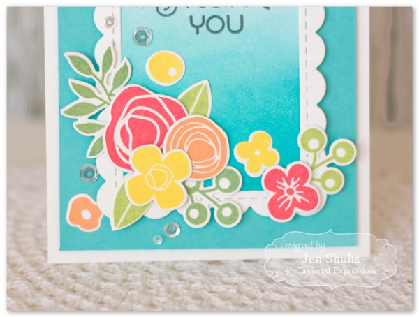 Thank You by Jen Shults using Share Joy Challenge 41