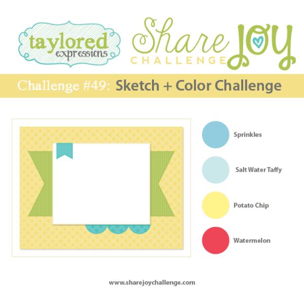 Share Joy Challenge 49