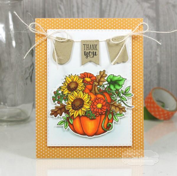 Pumpkin Bouquet by Jen Shults