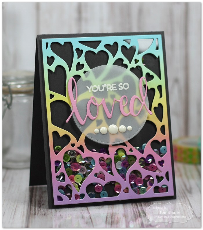You Are So Loved by Jen Shults