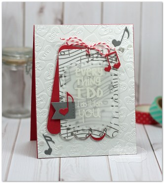 Everything I Do handmade valentine by Jen Shults