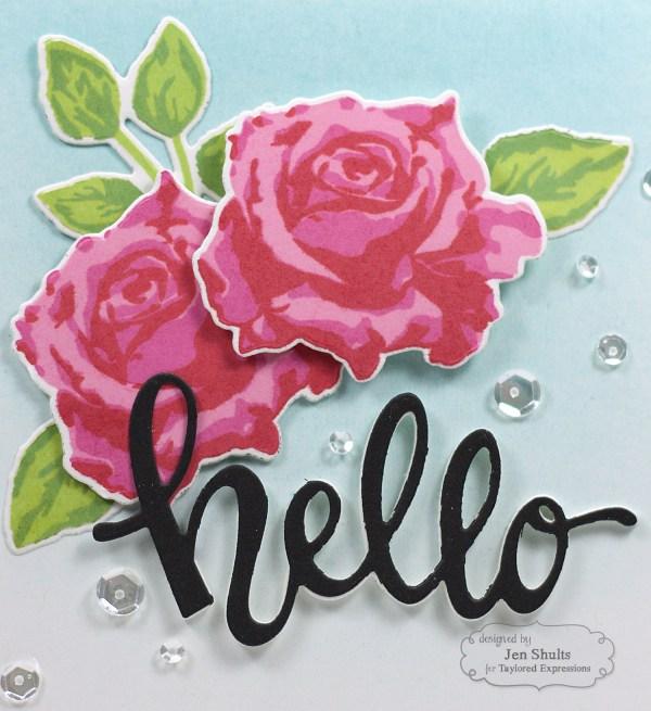 Hello by Jen Shults