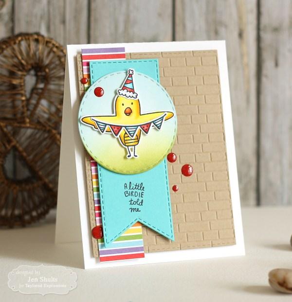 A Little Birdy Told Me by Jen Shults