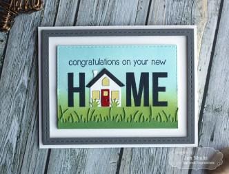 Happy New Home by Jen Shults