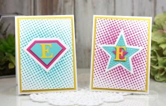 Super Monogram Thank You's by Jen Shults