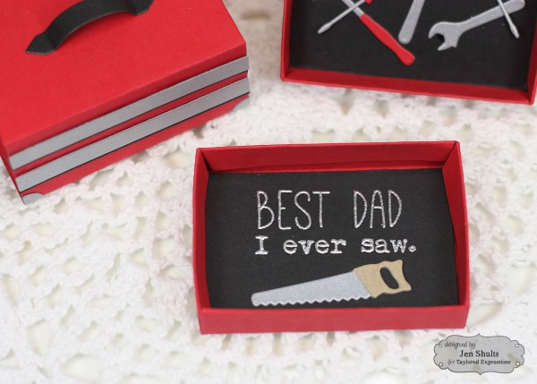 The Best Dad I Ever Saw by Jen Shults
