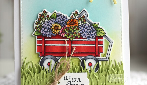 Let Love Grow by Jen Shults