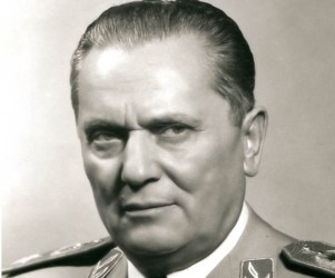 Josip Broz Tito ... The Photo is taken from ... https://www.thefamouspeople.com/profiles/images/josip-broz-tito-3.jpg