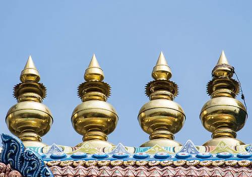 Temple Kalash