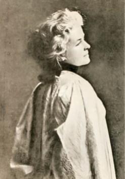Katharine McMahon Johnson, the wife of Robert Underwood Johnson