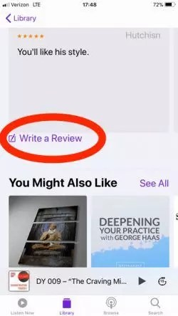 rate and review