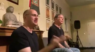 Daniel Ingram and Michael Taft