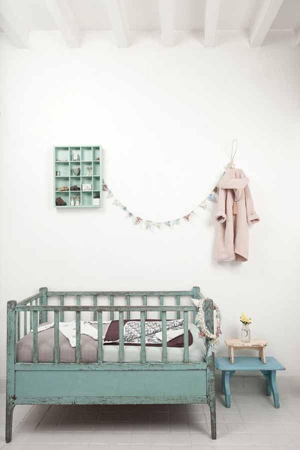 Muebles y complementos vintage para la habitacin infantil  DecoPeques