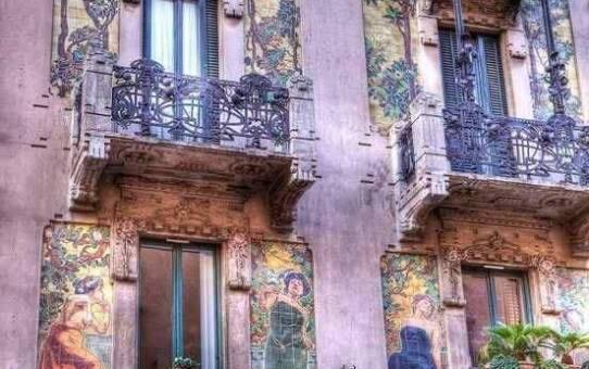 Sorprendente Art Nouveau  -  Un momento a Milano