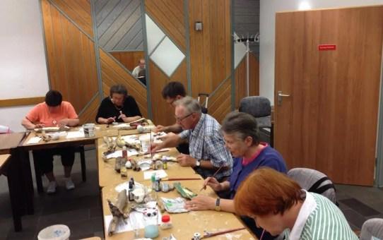 Fotos vom Kurs, 18.09.2015. Fachklinik Enzensberg