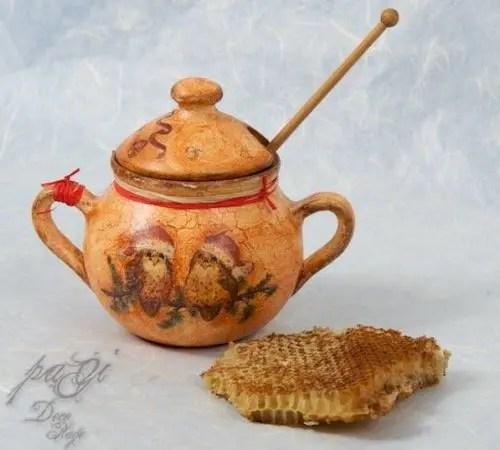 DIY - Karácsonyi mézes cserép - MiniMaLista 16
