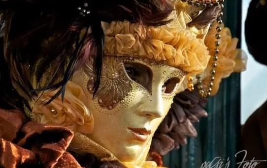 Carnevale di Venezia 2012 - Le maschere - Carnival of Venice - the masks