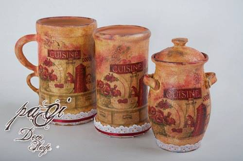 die Keramiken