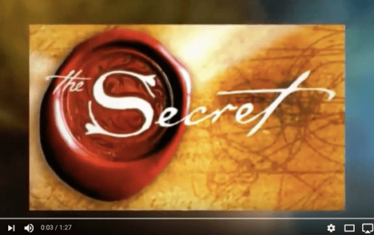 The Secret - A Titok