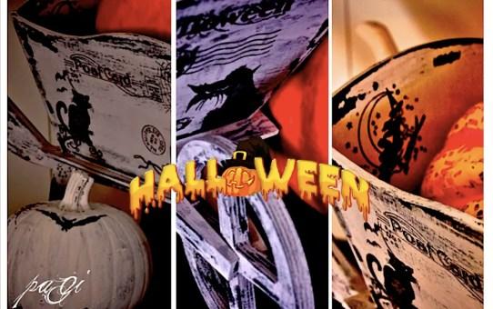 DIY - Halloween taliga - MiniMaLista 27
