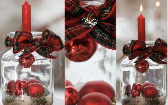 Kefires üvegem új élete a karácsonyi dekorációban - MiniMaLista 37