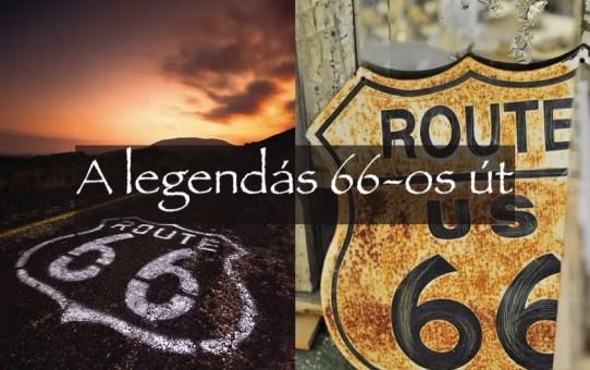 A legendás 66-os út