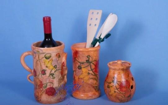 Die Keramiken noch
