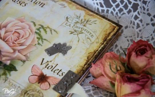 Romantikus napló készítése - MiniMaLista 47
